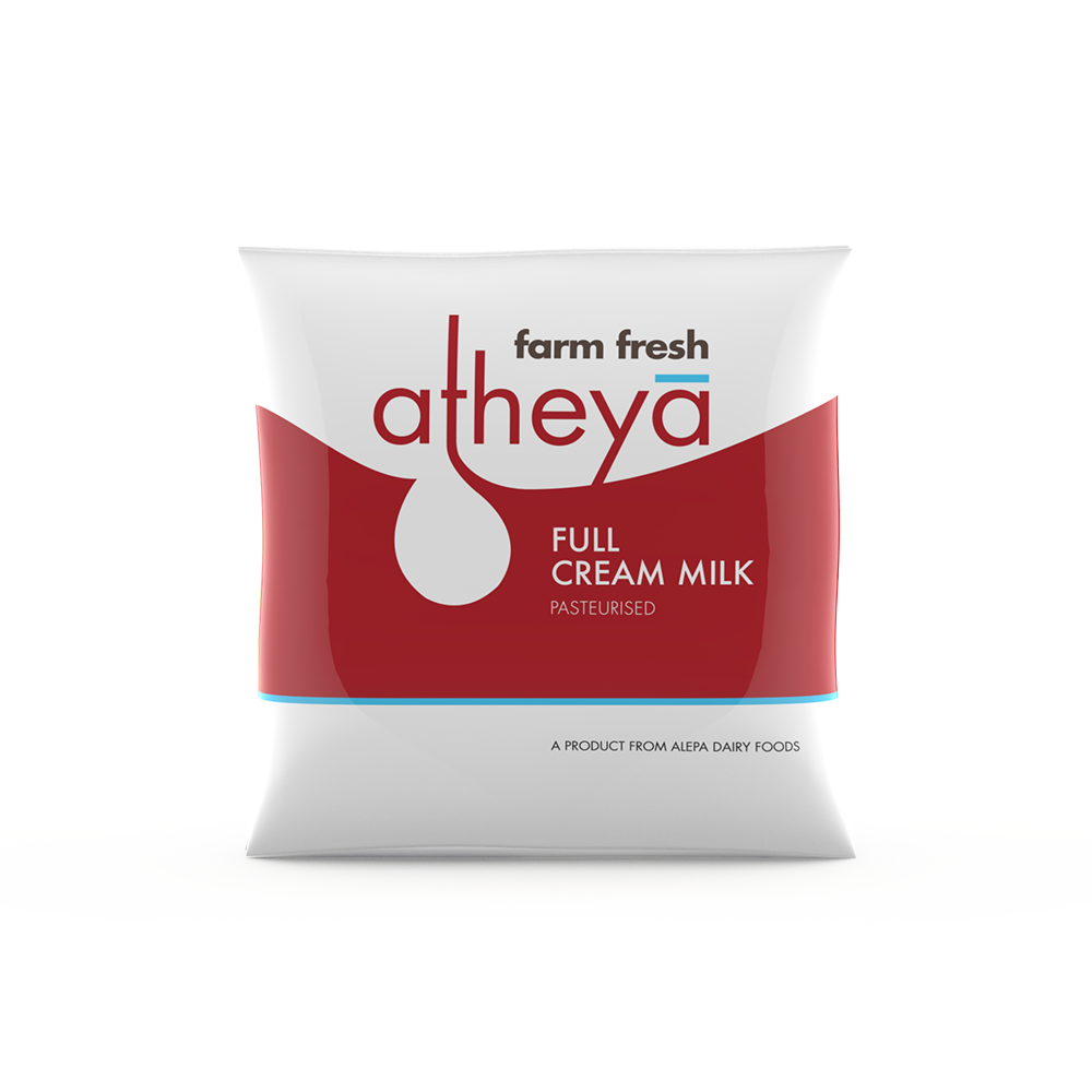 Atheya Full Cream Milk 500 ml Pouch